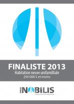 Nobilis 2013 - Finaliste - 250 et moins