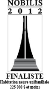 Nobilis 2012 - 225 et moins - Finaliste
