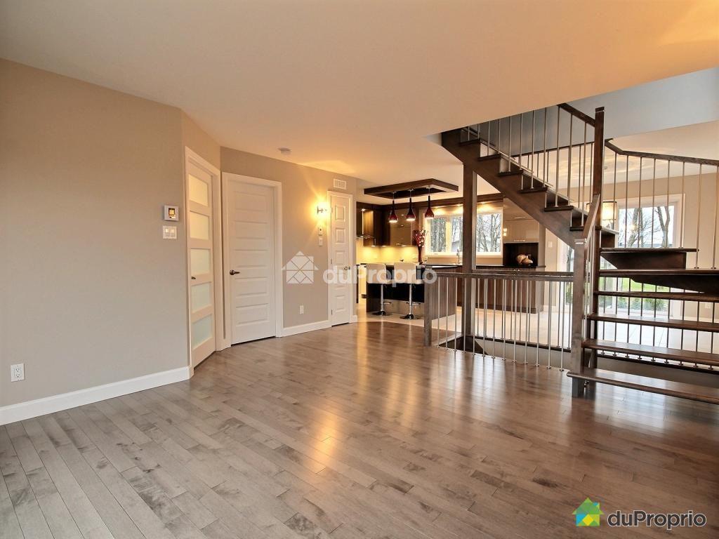 J 299 salon escalier for Escalier exterieur 2 etages