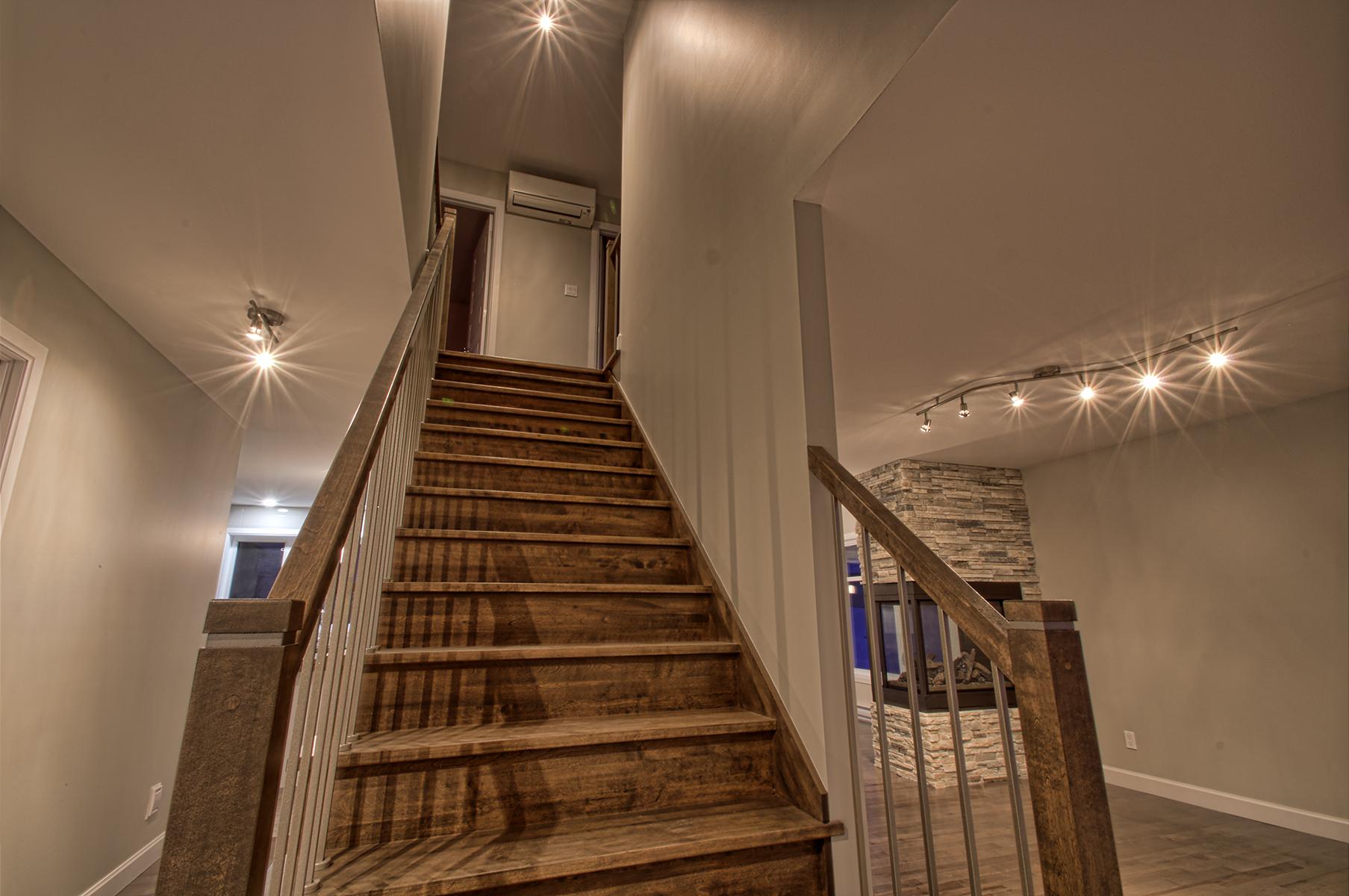 C 347 escalier for Modele maison nicolas